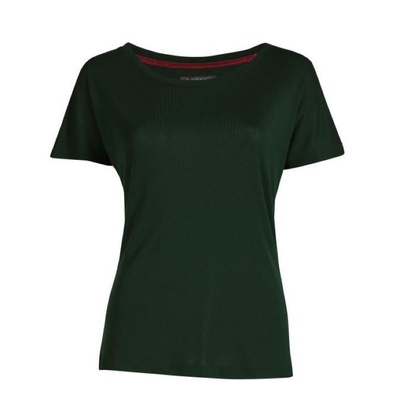 Ellen Uni T-shirt Dark Green