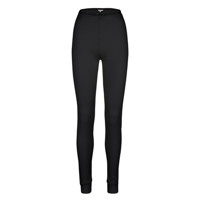 Lady Avenue Tights Silk Jersey Black