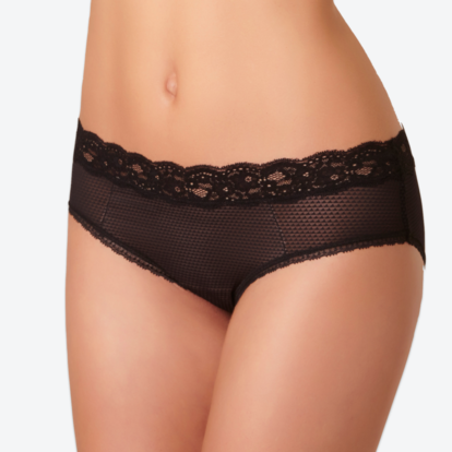Passionata Shorty Trosa Brooklyn Black