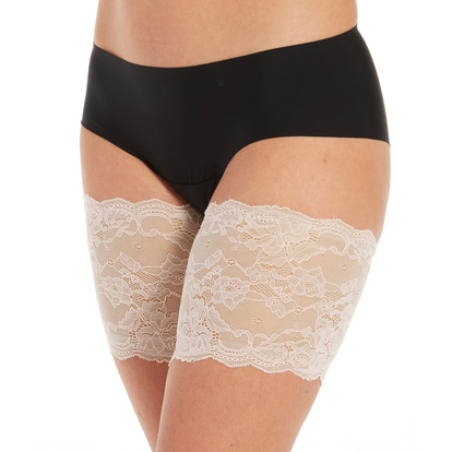 Magic Lårband Be Sweet To Your Legs Lace Ivory