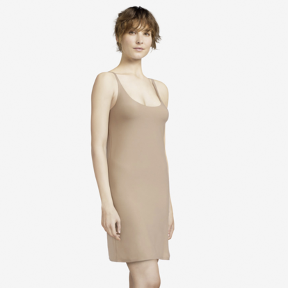 Chantelle SoftStretch Full Dress Nude