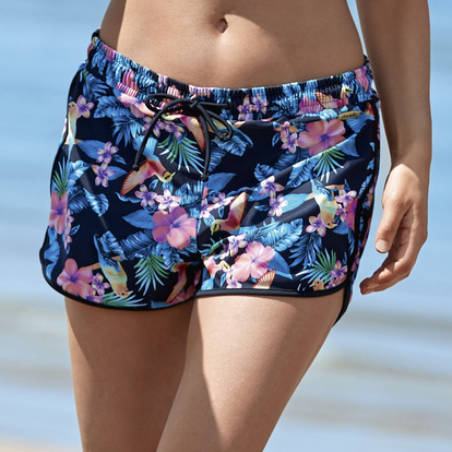 Damella Bikini Shorts Uma Rainforest