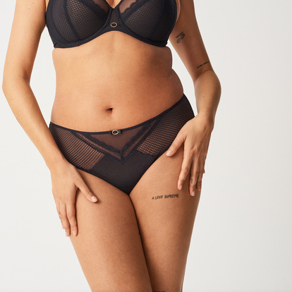 Chantelle Shorty Trosa Parisian Allure Black