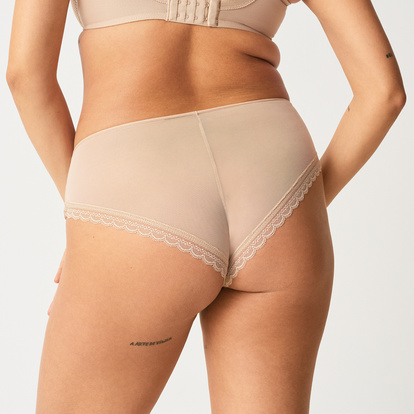 Chantelle Shorty Trosa Parisian Allure Nude