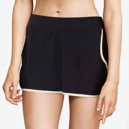 Femilet Shorts Mabel Black White