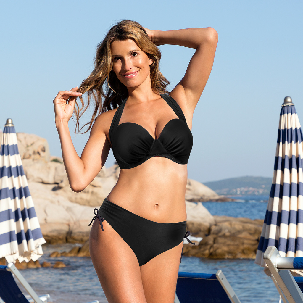 Wiki Magic Bikini Bh Black 80D